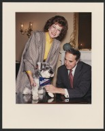 Leader Dole with Senator Bob and Elizabeth Dole, c. 1988