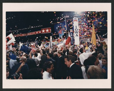 Republican National Convention, New Orleans, 1988