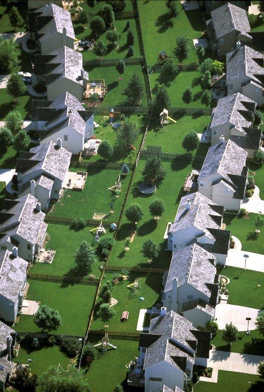 Jackson County suburban development
