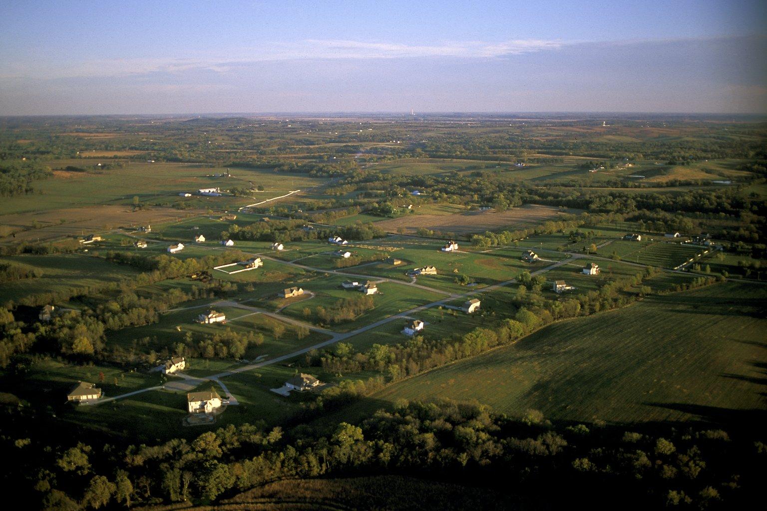 Eudora/Desoto - general subdivision