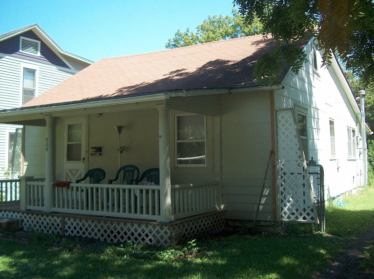Home of Desaline W. Langston
